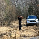 А в это время Дмитрий Васильевич и Тундра Тойотовна принимают солнечные ванны.