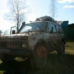 Отечественный автопром в грязи
