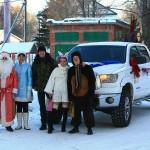Своедорожный Дед Мороз и компания