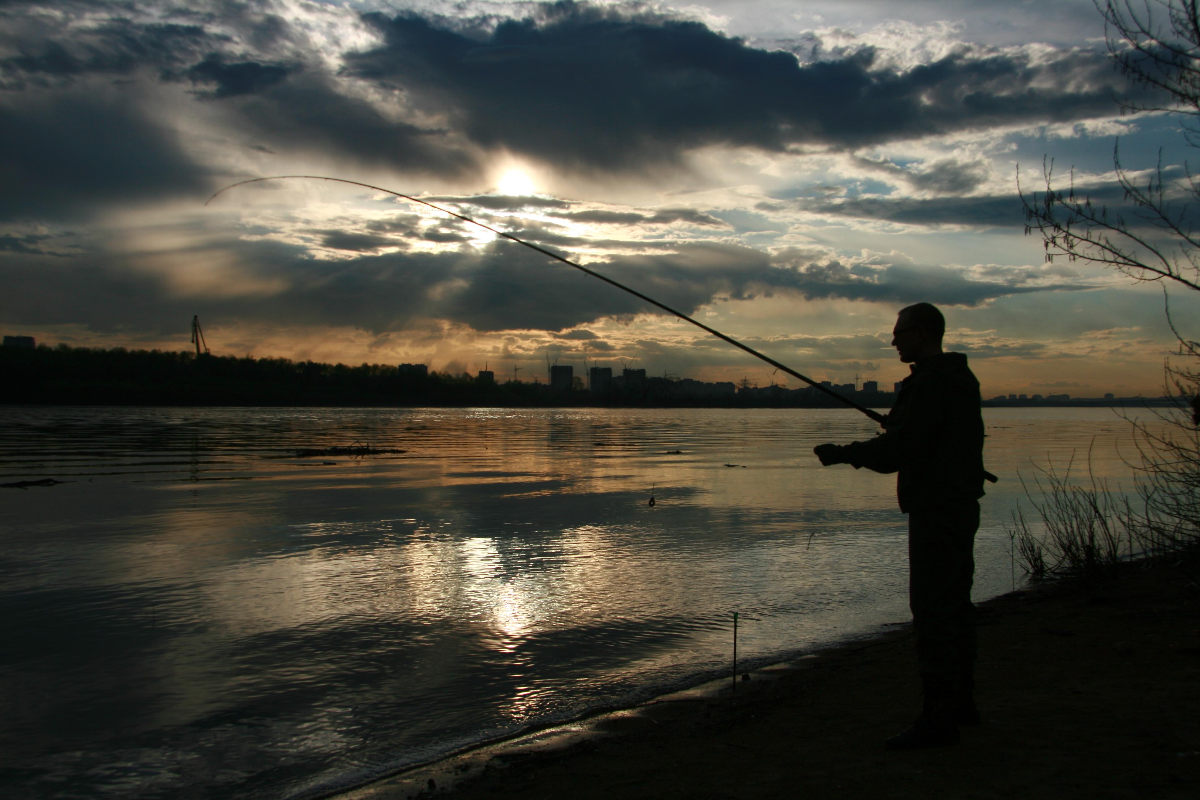 Ночной рыболов
