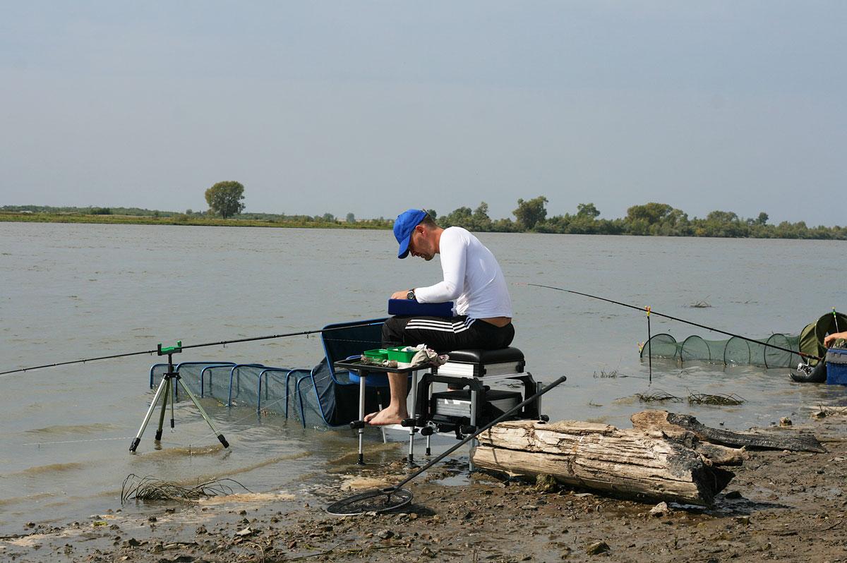 омск рыболовные места